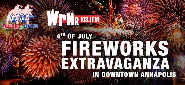 Win a VIP Fireworks Package